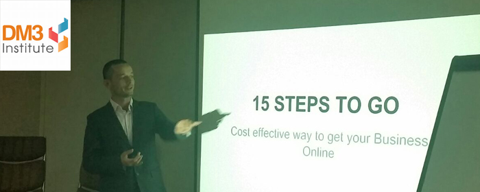 Dubai Lecture Cost Effective Way To Get Your Business Online