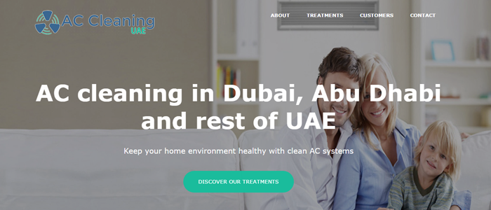 AC Cleaning UAE
