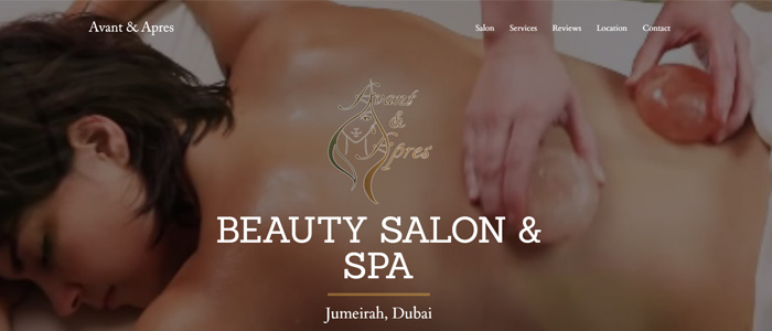 Avant & Apres Beauty Salon in Dubai